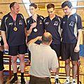 Médaille en or !!!