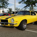 Chevrolet camaro sport coupe .1970 à 1973