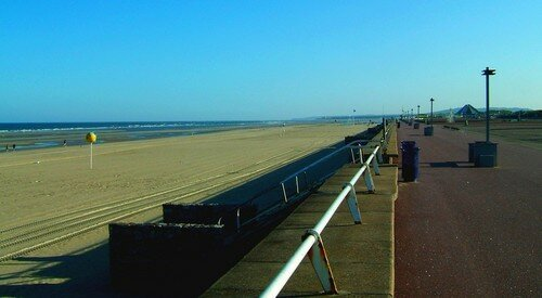 Touquet Beach