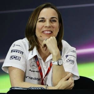 claire williams motorsport