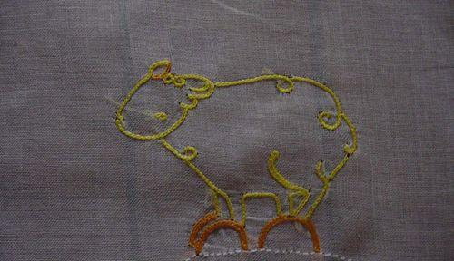 n°79 - Le mouton de Sophie