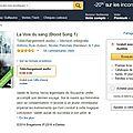 Amazon france intègre les livres audio d'audible