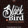 Nom de code : blackbird, tome 1 : cours ou meurs, d'anna carey