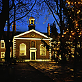 Christmas past au geffrye museum
