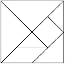 """Résultat de recherche d'images pour """"dessin tangram"""""""