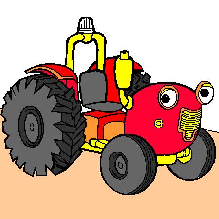 Voir dessin anime tracteur tom - Tracteurs tom ...