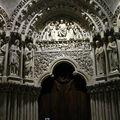 Basilique St Seurin, le portail