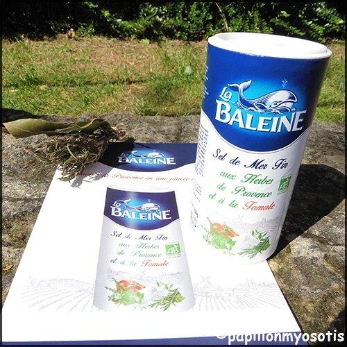 La Baleine_sel de mer fin aux herbes de provence