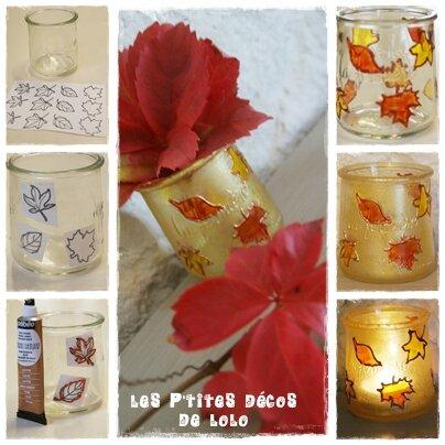 pots feuilles