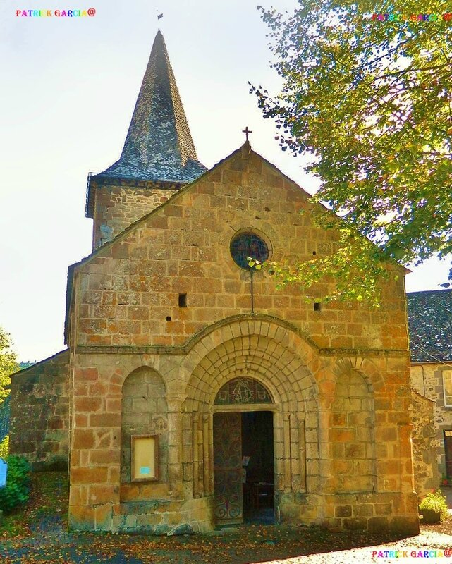 JALEYRAC 15- EGLISE EXT- 479 copie
