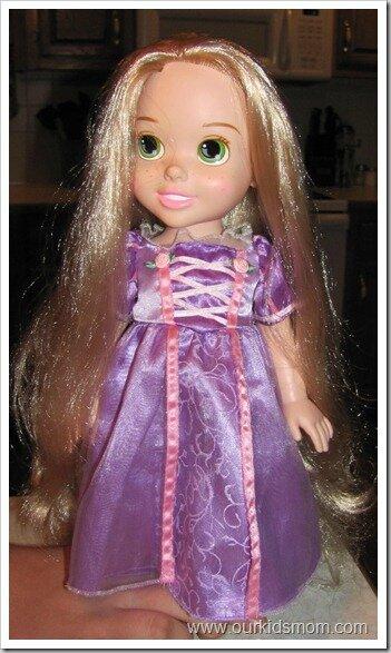 Démêlez facilement les cheveux emmêlés des poupées !!!