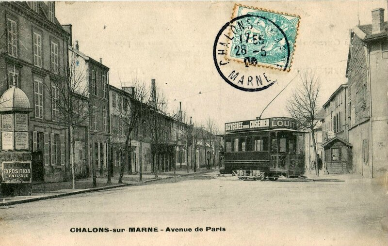 chalons sur marne