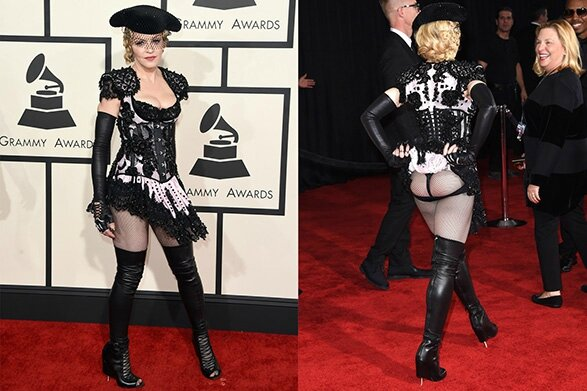 madonna-2015-grammys-red-carpet