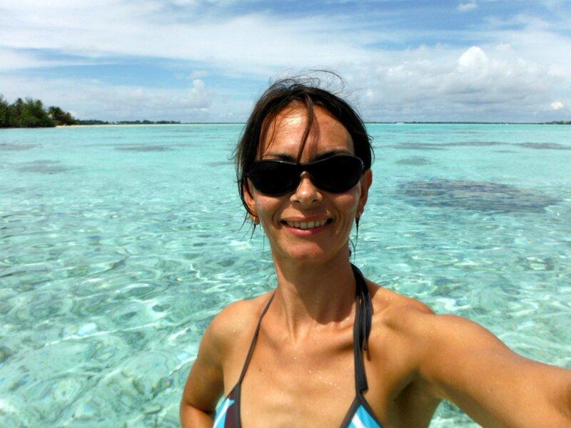 Hello, I am on Bora Bora