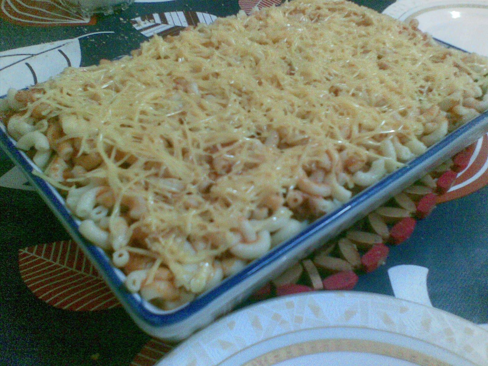 gratin de p 194 tes au four la cuisine d oum yasmine001