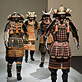 MFA in Boston presents the U.S. debut of Samurai! Armor from the Ann and Gabriel Barbier-Mueller Collection 
