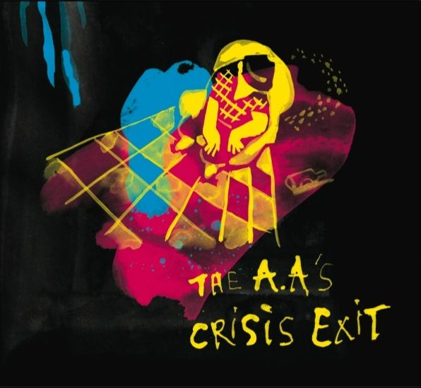 the AAs - pochette album