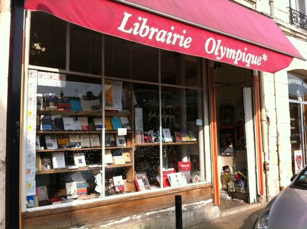 Librairie Olympique