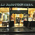 Pain quotidien - paris 7e