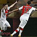 Ligue 1: 21ème journée: l'émergence du club des 5