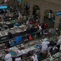 Pontevedra-marché aux poissons