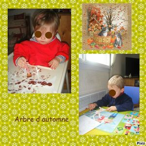 photocollagearbre d'automne