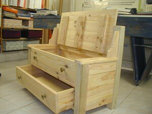 avec des chutes de bois le blog de mamypatch. Black Bedroom Furniture Sets. Home Design Ideas