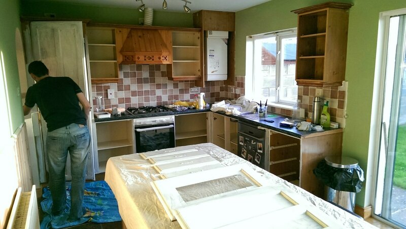 Kitchen make-over! - 1