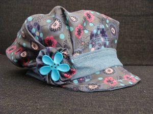 casquette-gris-fleur
