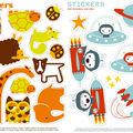 Ptits stickers