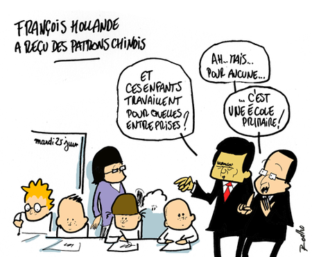 Hollande_visite_patrons_chinois