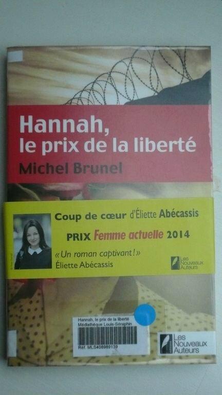 Hannah Michel Brunet