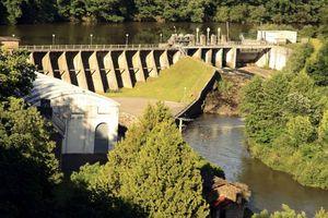 barrage Sélune _Roche qui Boit_