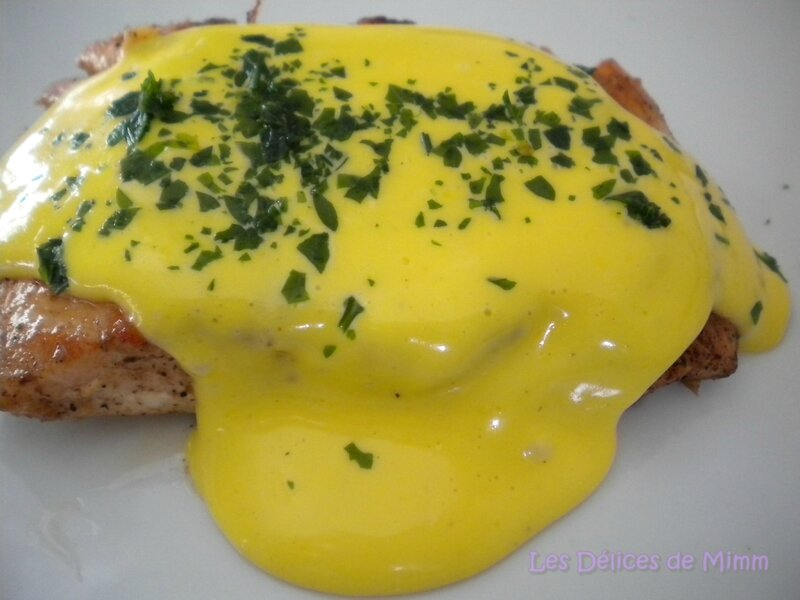 Sauce hollandaise facile, rapide et inratable 5