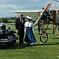 L'Association CULTURE et PATRIMOINE Louis BLERIOT.
