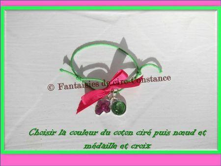 bracelet Céline W