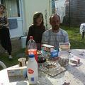 Cyril et deux de ses filles