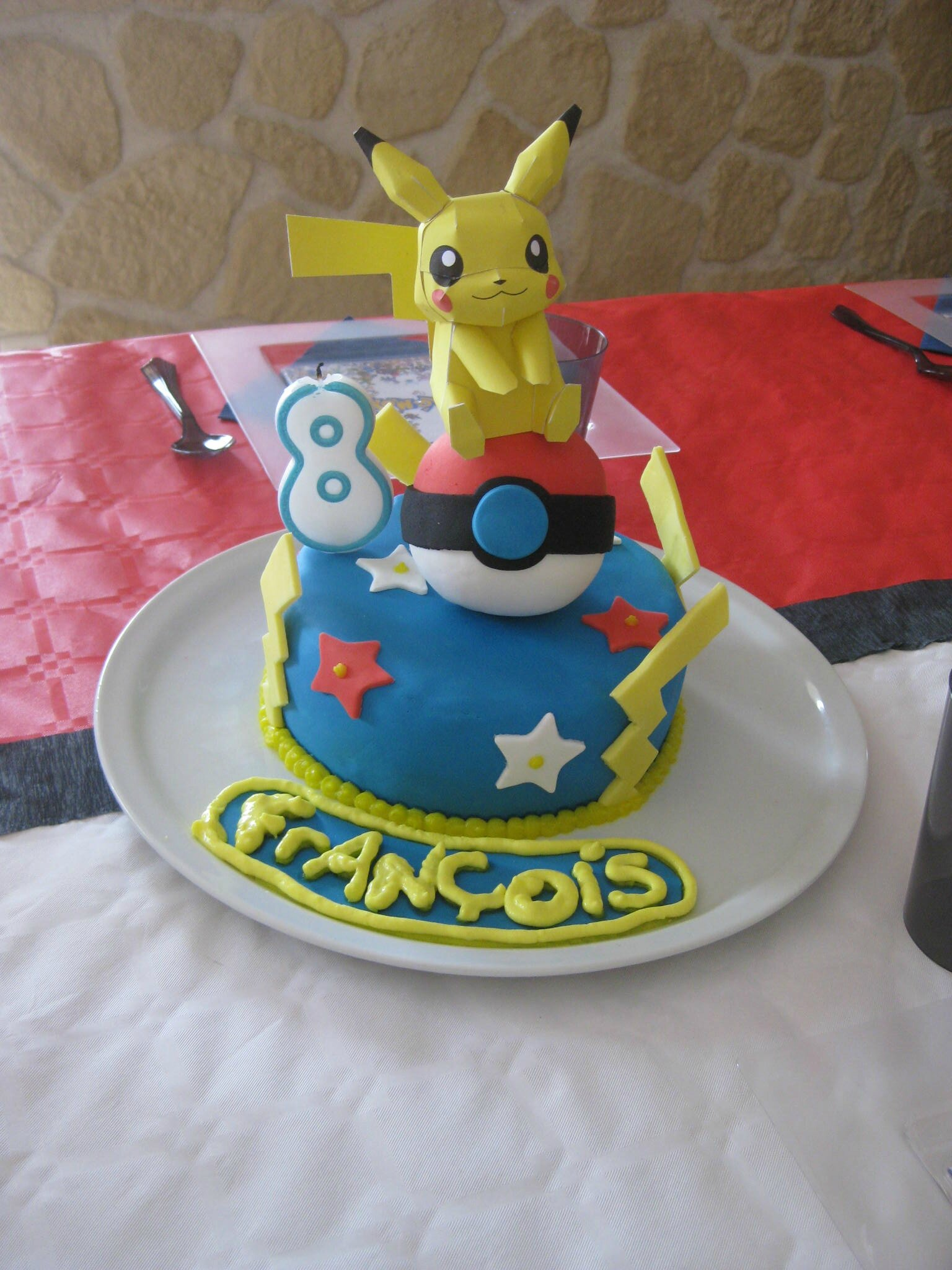 anniversaire pokemon 2 les hobbies d 39 aur lie. Black Bedroom Furniture Sets. Home Design Ideas