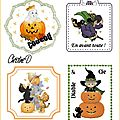 Etiquettes Halloween 5 - oct 2011