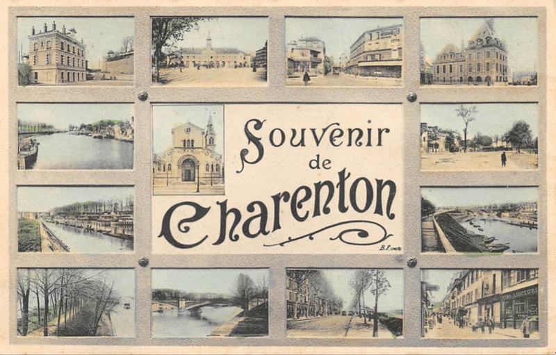 CPA Charenton