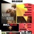La belgique à l'affiche du festival la tête ailleurs - avranches - du 9 au 23 janvier 2015