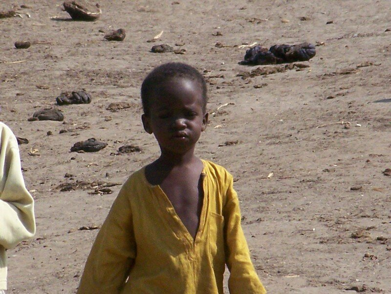 Enfant Peulh