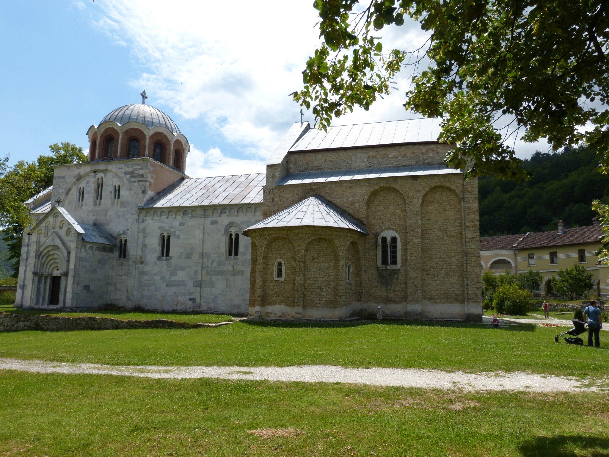 Monastère de Studenica (7)