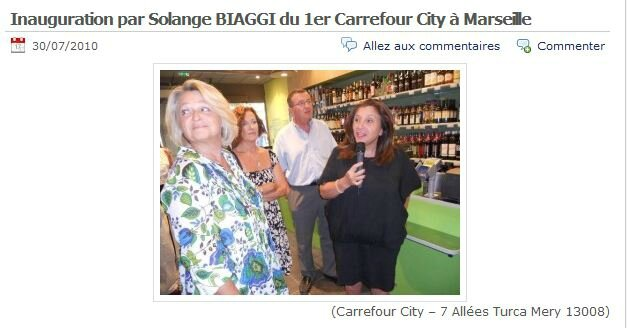 biaggi Carrefour City