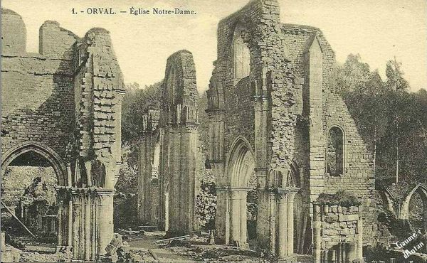 Orval Eglise Notre Dame