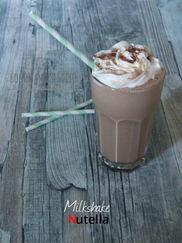 Milkshake Nutella (3)