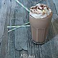 Milkshake nutella®