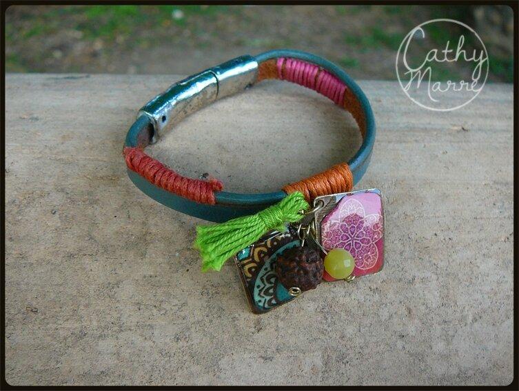 bracelet rudraksha