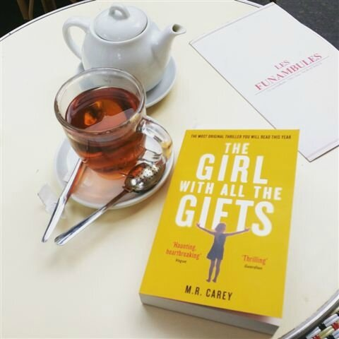 The girl with all the gifts ©Kid Friendly