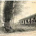 Camp dans Bouconne